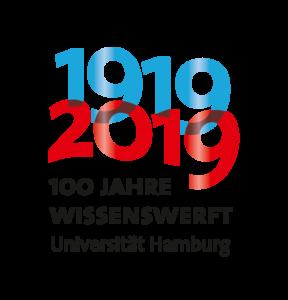 100 Jahre UHH-Logo